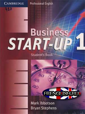 Cambridge Business Start - Up 1
