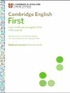 First certificate cambridge sample papers