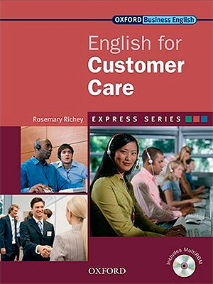 OXFORD ENGLISH FOR CUSTOMER CARE Download for free Full