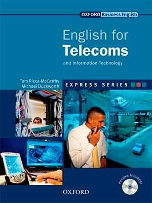 Oxford English for Telecoms