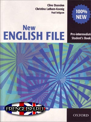 New English File Pre - Intermediate