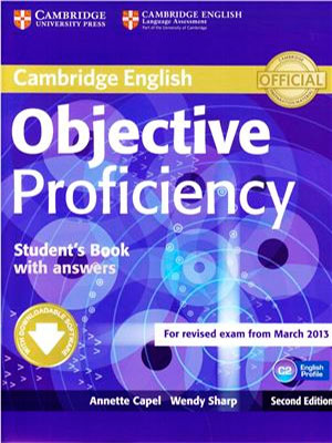 Cambridge Objective proficiency