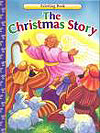 The Christmas Story Coloring book