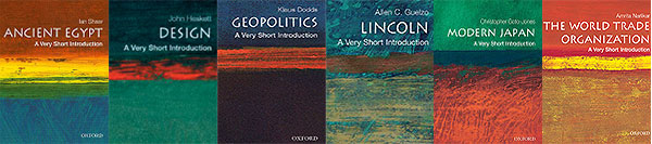 The Very Short Introductions by Oxford